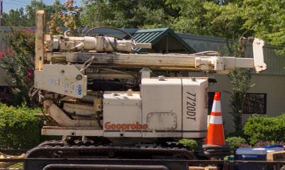 Geoprobe® Equipment
